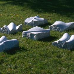 411: White stones 06